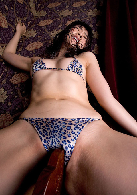 arm of her chair on her camel toe